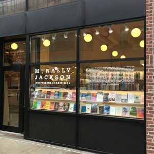 McNally Jackson Independent Booksellers